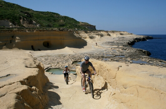 Cycling Adventure in Gozo