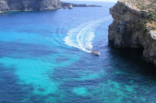 Speed Boat Transfers from Malta to Gozo
