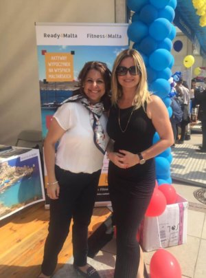 Promotion of the Maltese Islands-Marta Dreyfus-Starzyk
