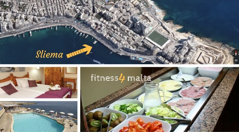Fitness & Yoga Holidays in Malta accommodation - Fitness4Malta