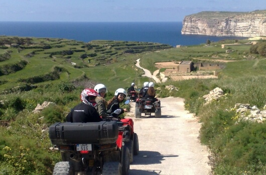 Quad Adventure in Gozo