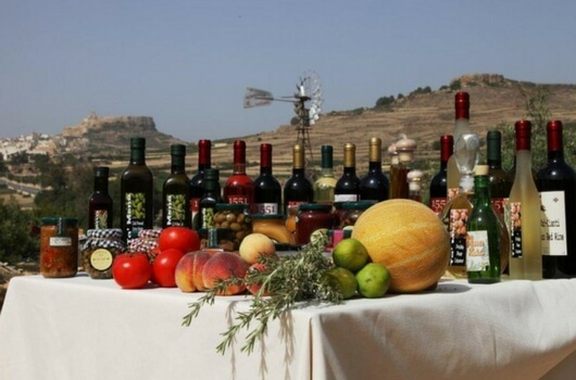 Wine Tasting in Gozo