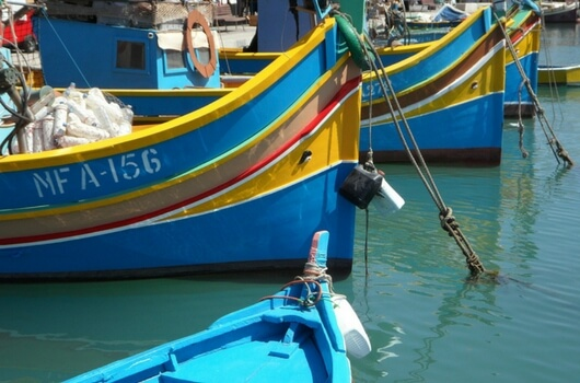 Marsaxlokk (Fishing Village)