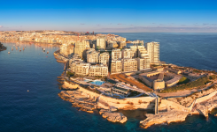Accommodation in Malta